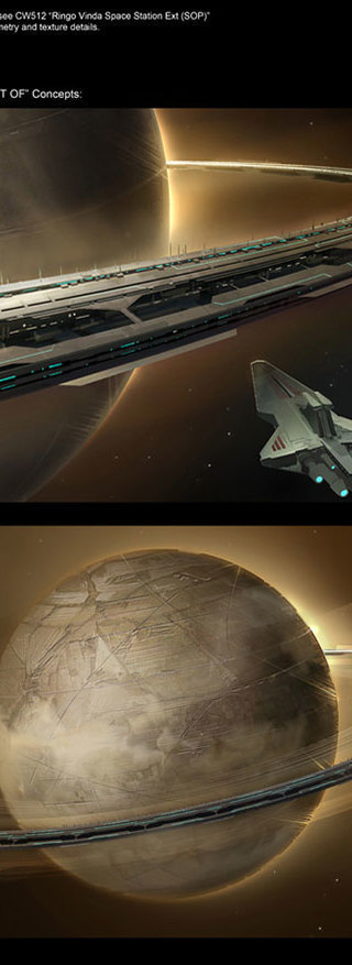 The Unknown Concept Art Gallery