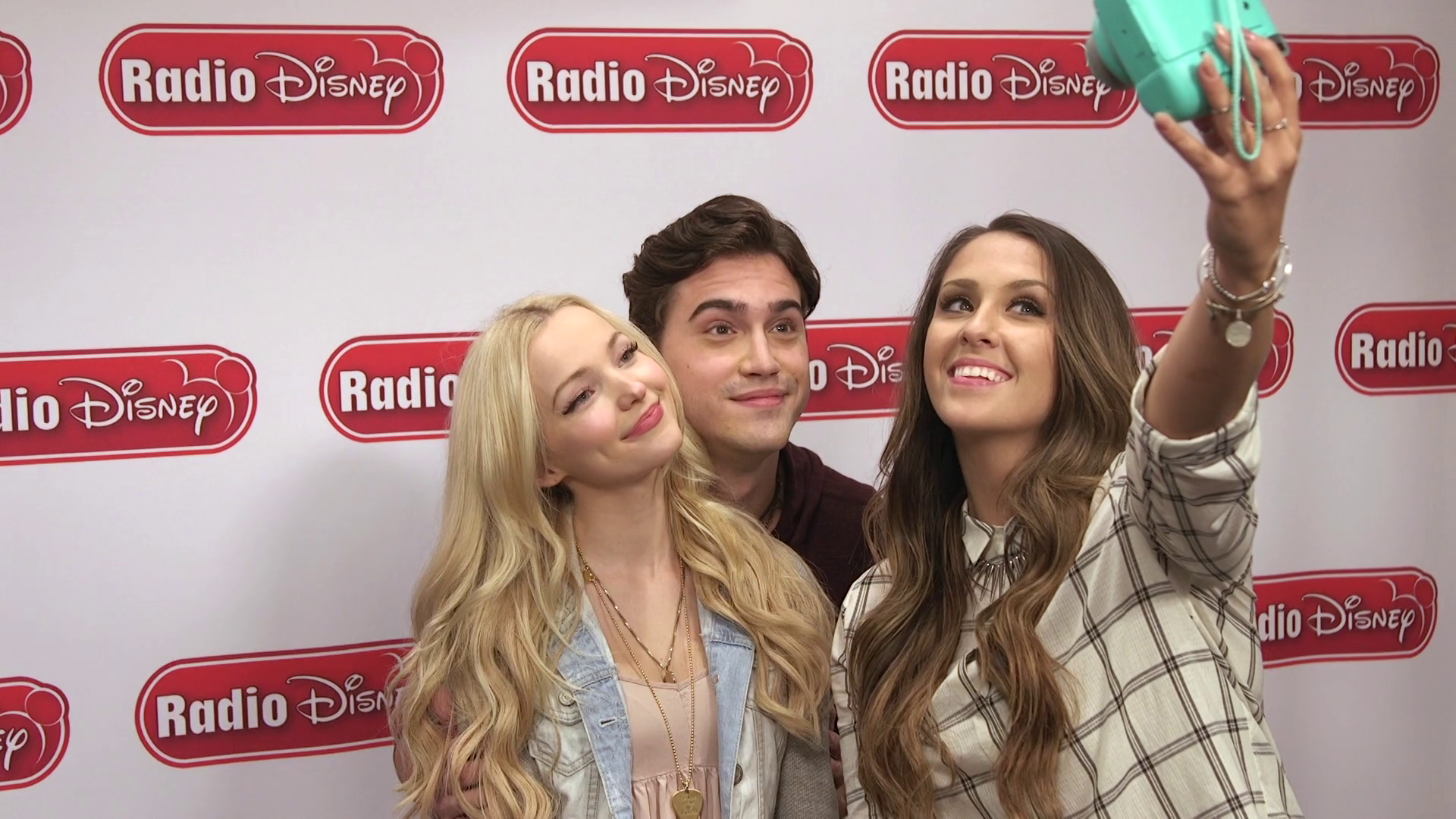 Band Names with Dove Cameron and Ryan McCarten - Radio Disney