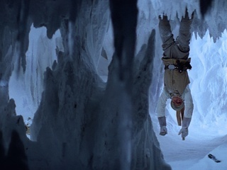 Luke vs. The Wampa