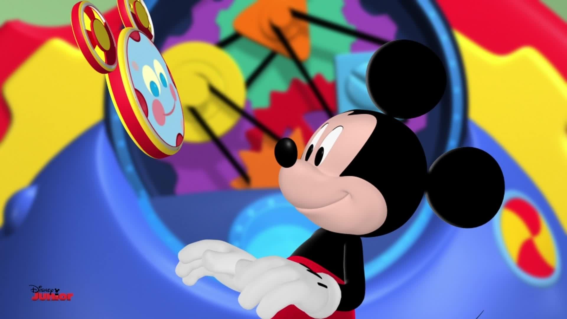 """La Maison de Mickey - Extrait """"Oh Tourniquet !"""""""