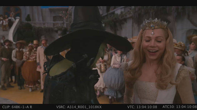 Gag Reel - Oz the Great and Powerful