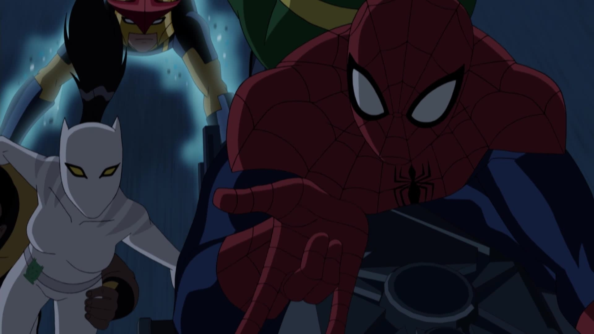 Ultimate Spider-Man - Spidey zonder stroom
