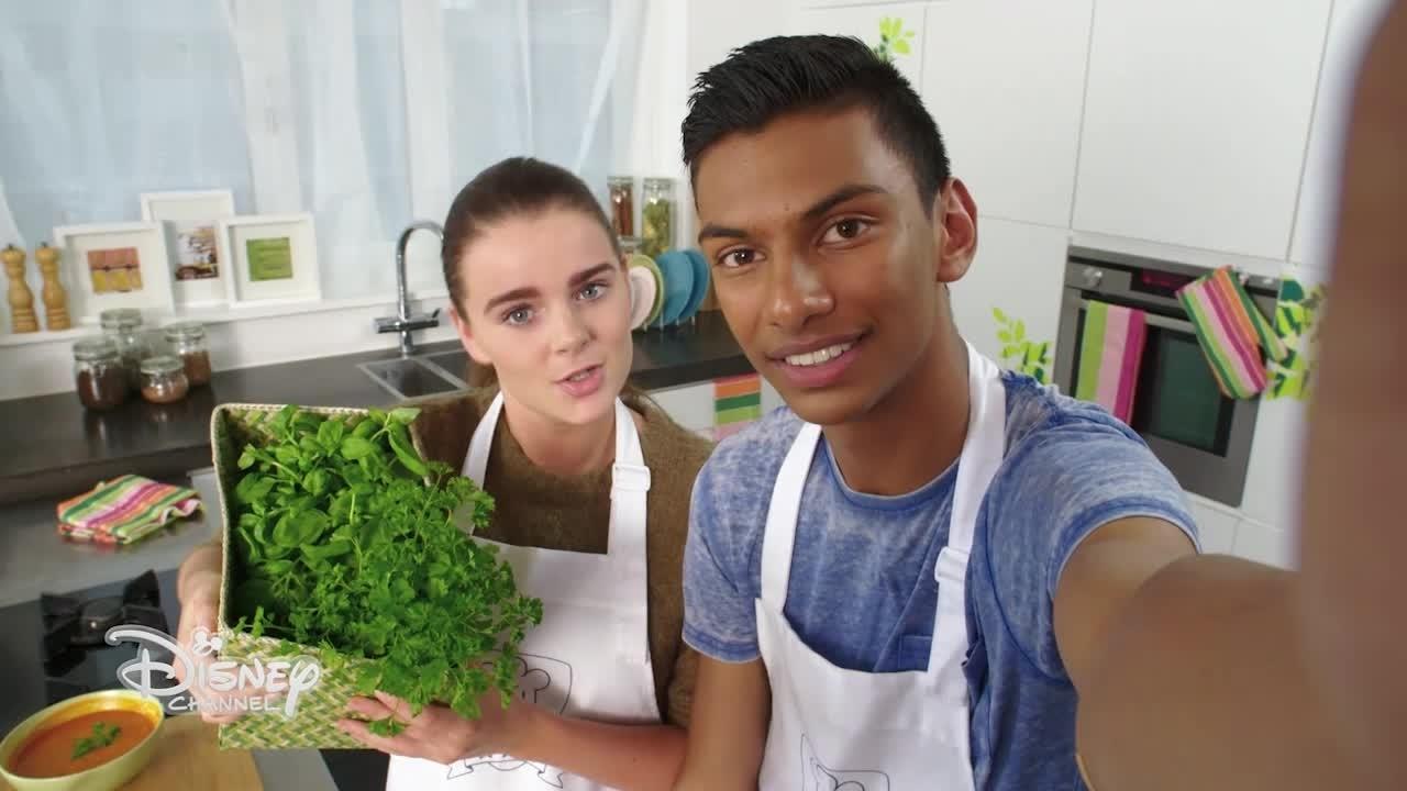Giovani Chefs - Consigli sulle erbe aromatiche, Prima Parte