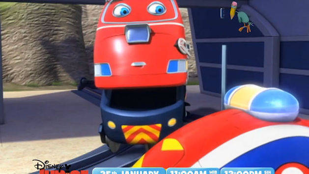Chuggington with New Episodes!