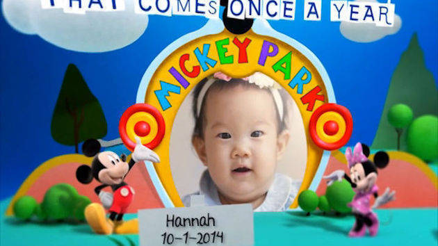 สมุดอวยพรวันเกิดของดิสนีย์ จูเนียร์เดือนมกราคม 2559 อัลบั้ม 3