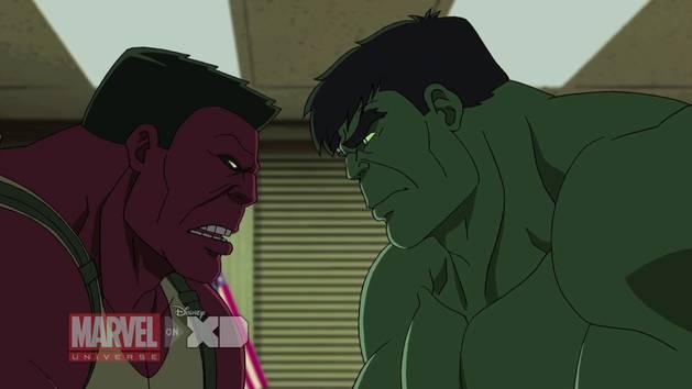 """The Defiant Hulks"" Clip 1"
