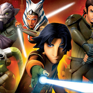 Star Wars Rebels: Complete Season Two Available Now on Blu-ray and DVD