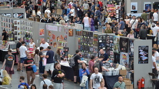 Star Wars at London Film and Comic Con