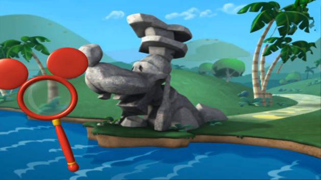 Mickey Mouse Clubhuis - Verstoppertje met Pluto: Bij het Water
