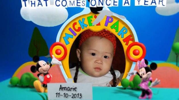 Disney Junior Birthday Book October Album 3