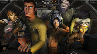 Quiz: Which Star Wars Rebels Character Are You?
