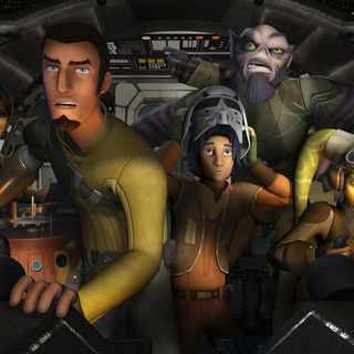 Star Wars Rebels Season 2 Premiere, Cast Panel, and More Confirmed for Star Wars Celebration 2015