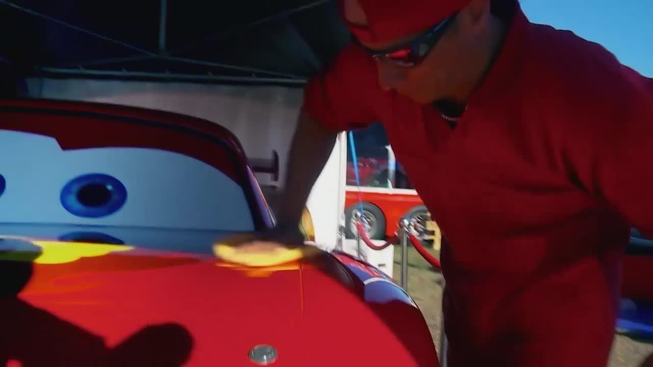 Disney Zone at the V8 SuperCars