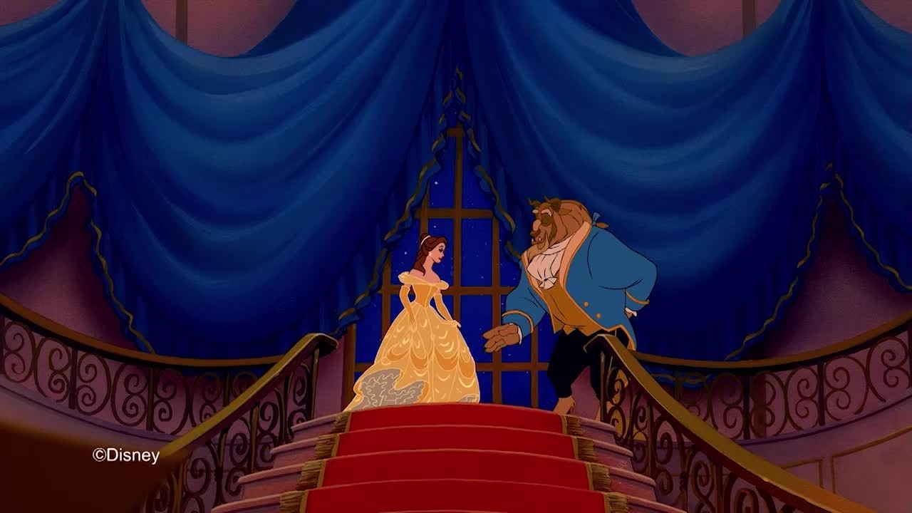 Sogna in grande principessa - Belle