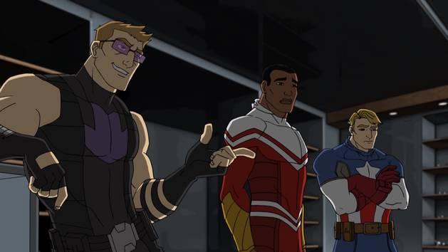 Avengers Assemble - Geheugenverlies