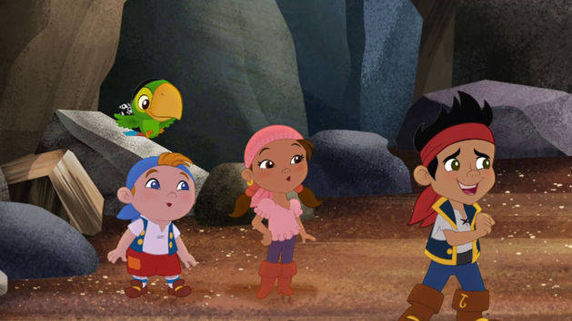 Neverland Waits for You - Jake and the Neverland Pirates Clip