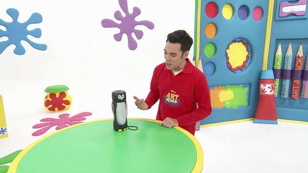 Ping ino art attack art attack videos disneylatino - Manualidades art attack ...