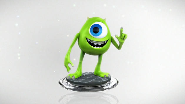 Mike - Monsters University - DISNEY INFINITY