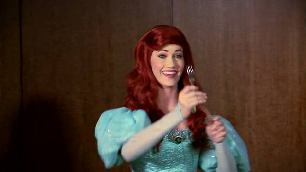 Ariel's Disney Collector Side Nets A Big Catch!