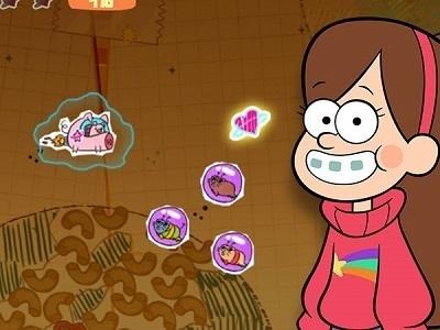 El Lanzagarabatos de Mabel