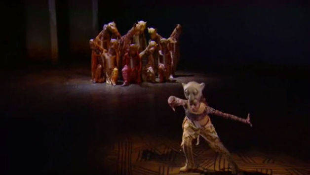 The Lion King: Dance and Movement
