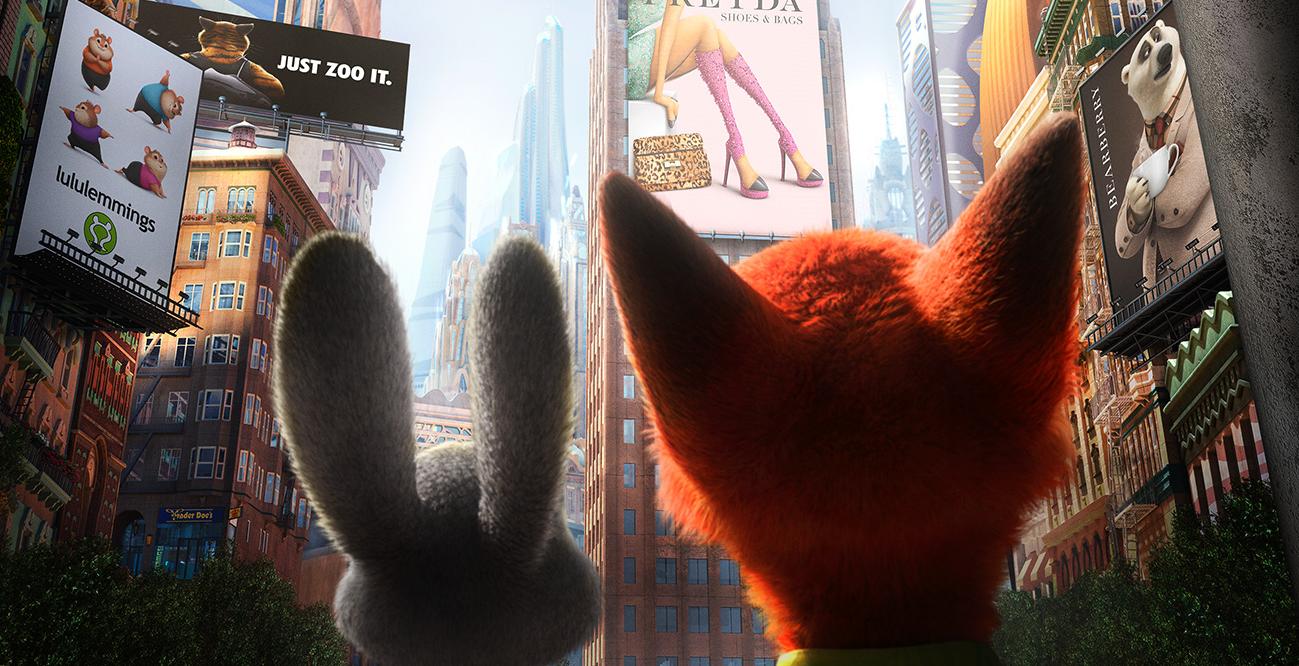 Zootropolis Trailer