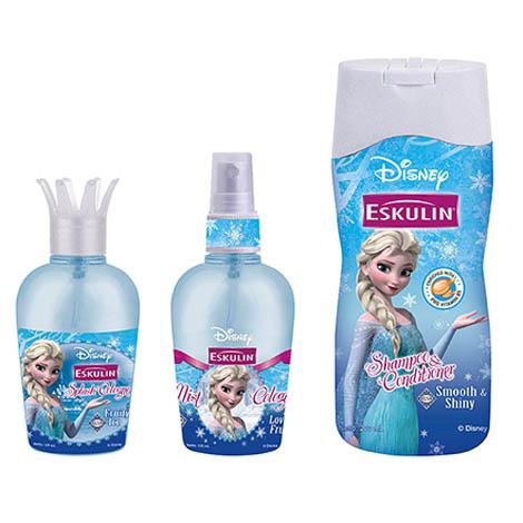 Frozen Shampoo & Cologne