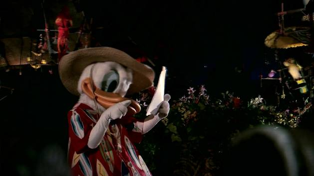 Is Donald Duck's Musical Disney Side For The Birds?
