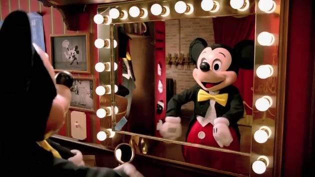 Preparándose para hacer magia - Walt Disney World