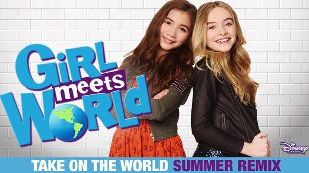 """Take On the World"" (From ""Girl Meets World""/Summer Remix/Music from the TV Series/Audio Only) - Sabrina Carpenter"