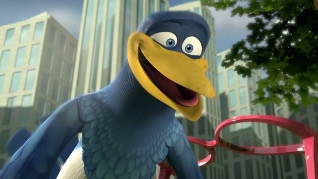 Peck Pocketed by Kevin Herron - Disney Favorite