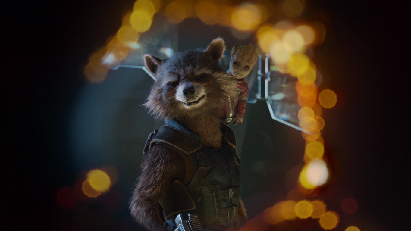 Guardians Of The Galaxy Vol.2 - Sneak Peek