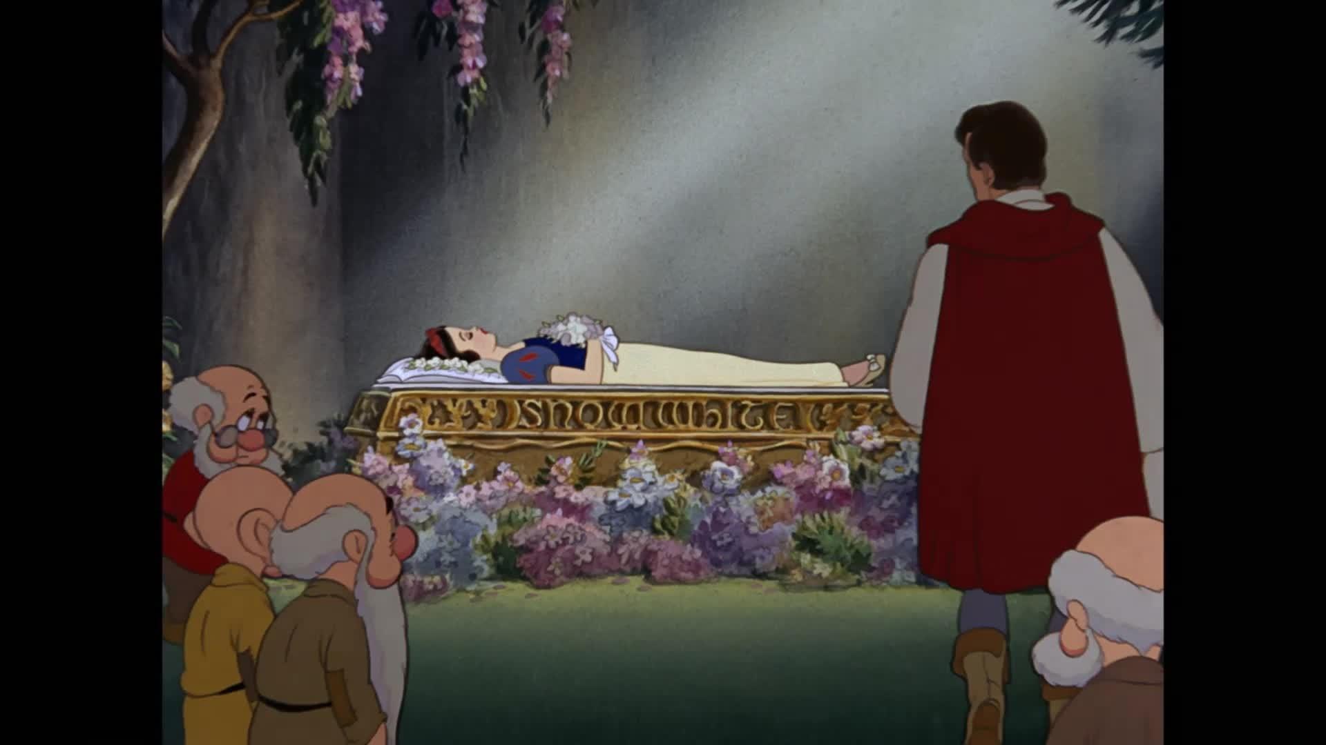 Sneeuwwitje - Haar eerste kus (Finale)