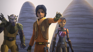 A Long Time Ago: The Original Trilogy's Influence on Star Wars Rebels