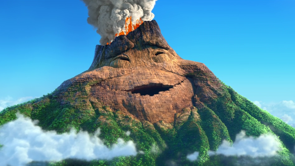 Disney/Pixar's LAVA on Disney Movies Anywhere