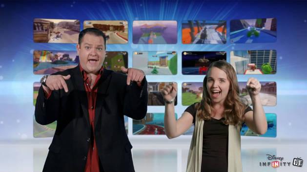 Ep. 65 - Epic Stunt Toy Boxes - Disney Infinity Toy Box TV