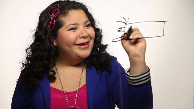 Draw Perry: Raini Rodriguez