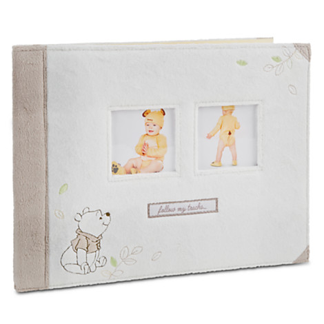 Winnie the Pooh Memory Book for Baby