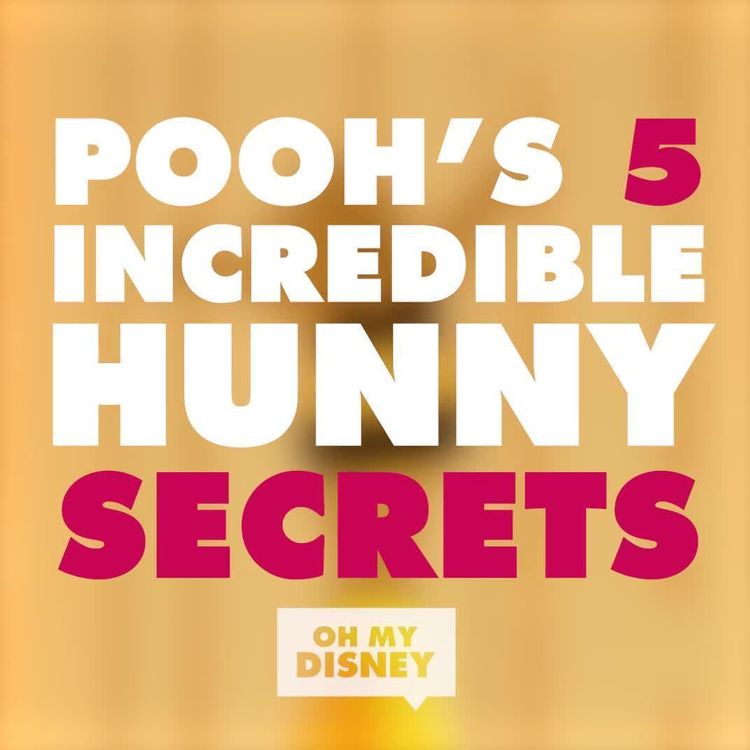 Pooh's Incredible Hunny Secrets