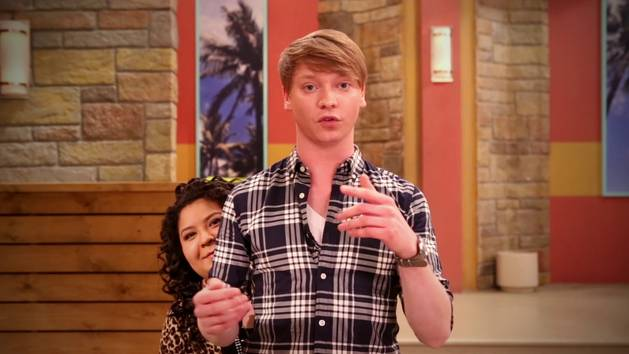 Get to Know Raini and Calum of Austin & Ally