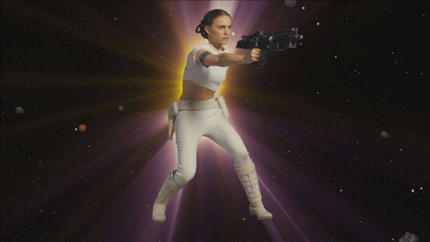 Master the Force - Padme