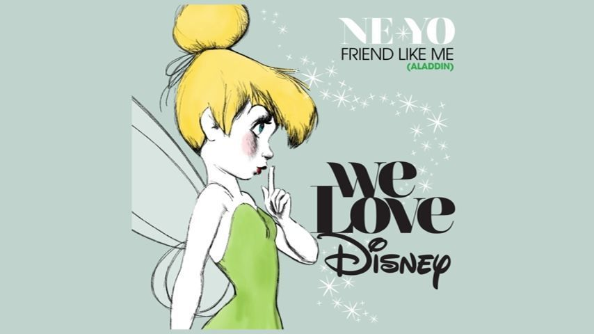 """Friend Like Me"" (Audio) - NE-YO"