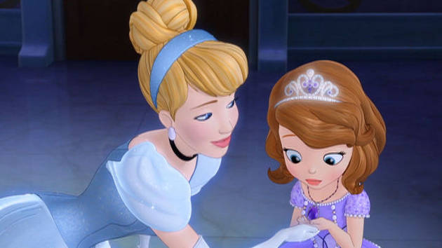 Sofia The First - True Sisters