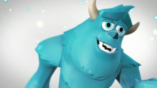 Sulley - Monsters University - DISNEY INFINITY
