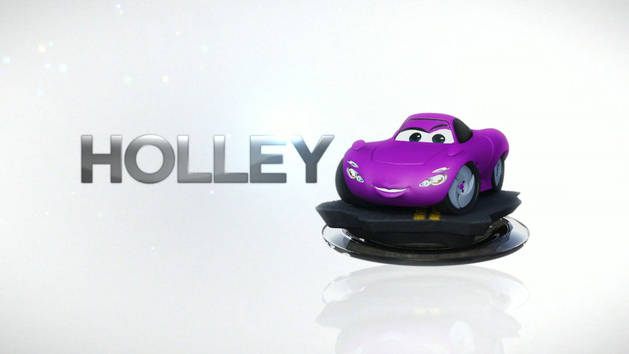 Holley - Disney Infinity