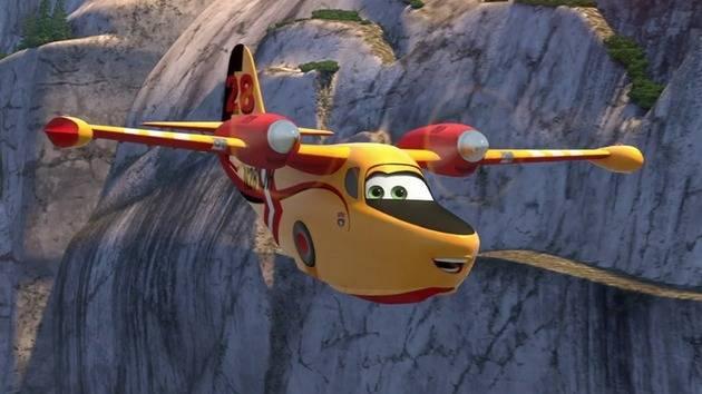 Dipper! - Planes: Fire & Rescue