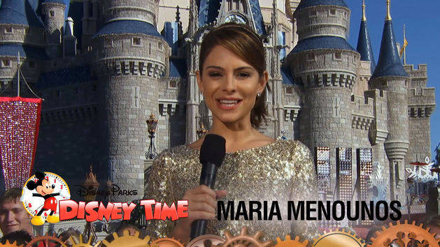 Disney Time with Maria Menounos