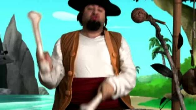 Never Land Pirate Band