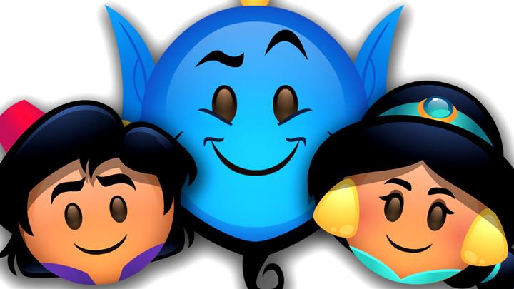เรื่องราวของ Aladdin ผ่านเหล่า Emoji