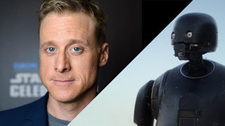 Becoming K-2SO: Talking with Rogue One's Alan Tudyk